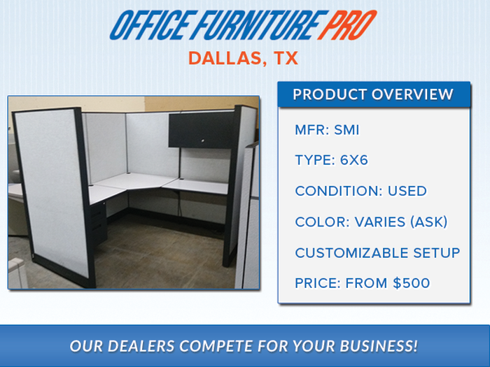 fort worth dealers - cubicle guru - dealers