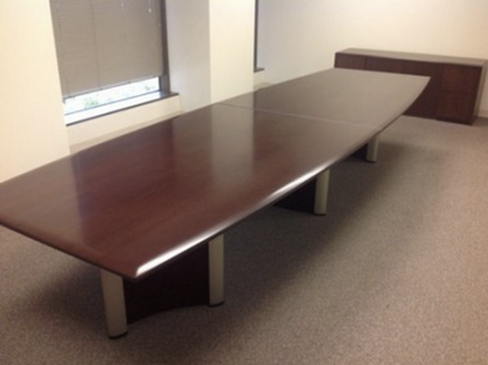 Furniture Basix Office Furniture Dealer in : 201 0 cherry wood conference table no power Office Desk Chairs <strong>with Lumbar Support</strong> from www.officefurniturepro.com size 700 x 524 png 345kB